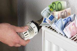 Ahorrar dinero Calefaccion