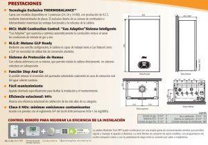 Caldera Ferroli Bluhelix Tech RRT