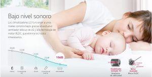 caracteristica Aire Acondicionado LG Confort