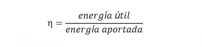 formula aerotermia