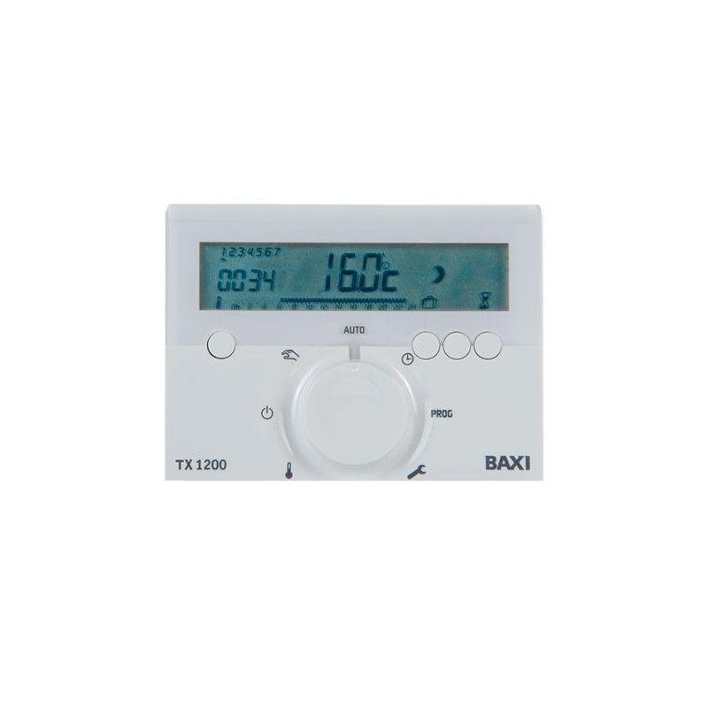 Termostatos descubre los mejores del mercado for Baxi termostato ambiente