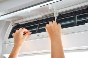 Tipos de filtros de aire acondicionado
