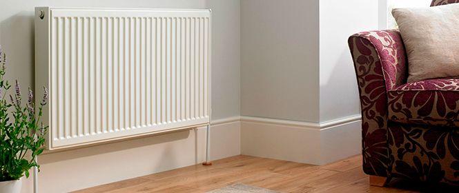 como limpiar el radiador de casa