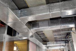 instalacion conductos de aire