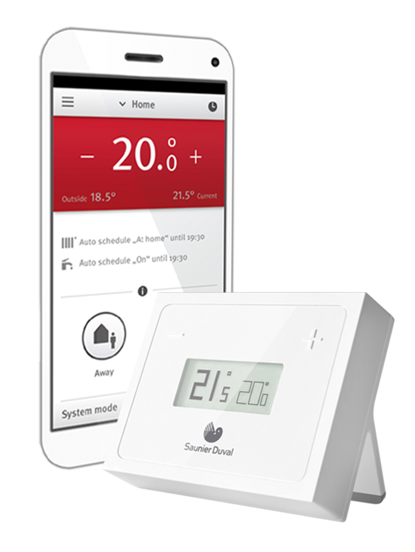 termostato saunier duval modulante wifi migo