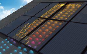 Aerovoltaico su mantenimiento