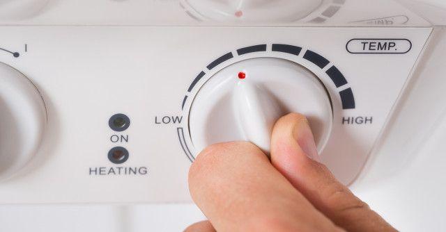 Apagar la caldera gas en verano