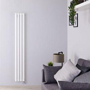 optar por un radiador vertical