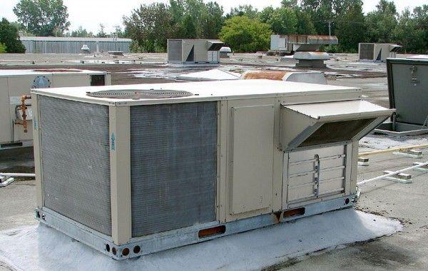 Aire Acondicionado Roof-Top