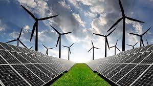 Almacenamiento de Energía Solar y Eólica