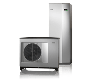 Mantenimiento bomba de calor aire agua