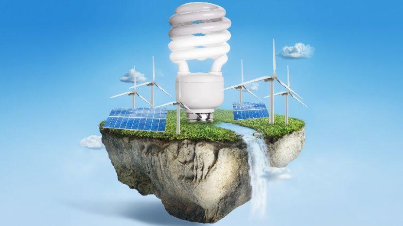 QUÉ ES LA ENERGÍA RENOVABLE
