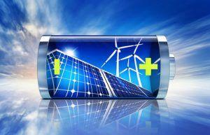 almacenamiento de energía distribuida