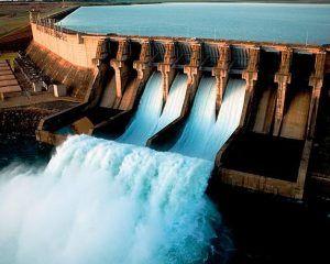 potencia hidráulica
