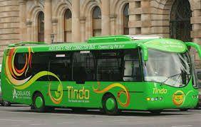 Bus solar en Adelaide, Australia