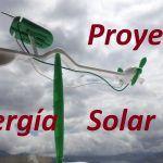 proyectos de energía solar