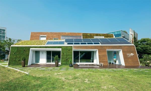 Casa ecologica que es