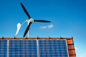 Espacio y estética energia eolica