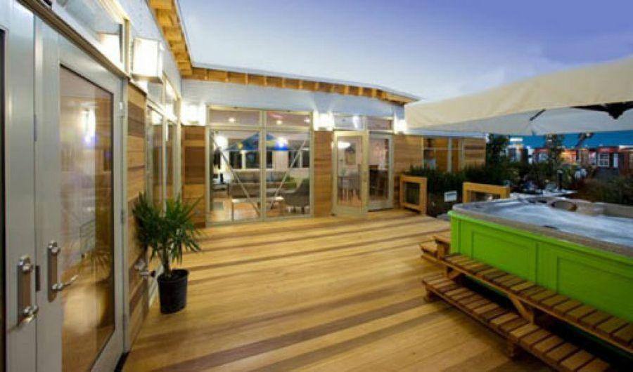 Qué es una casa ecológica