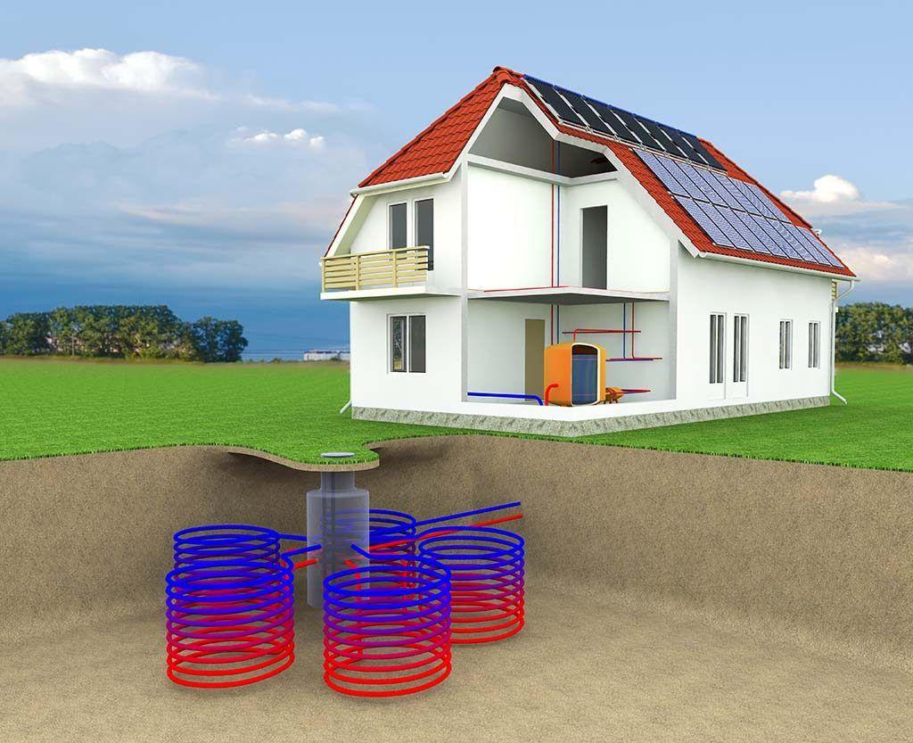 mantenimiento unidad geotermica