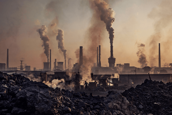 reducir la contaminación china
