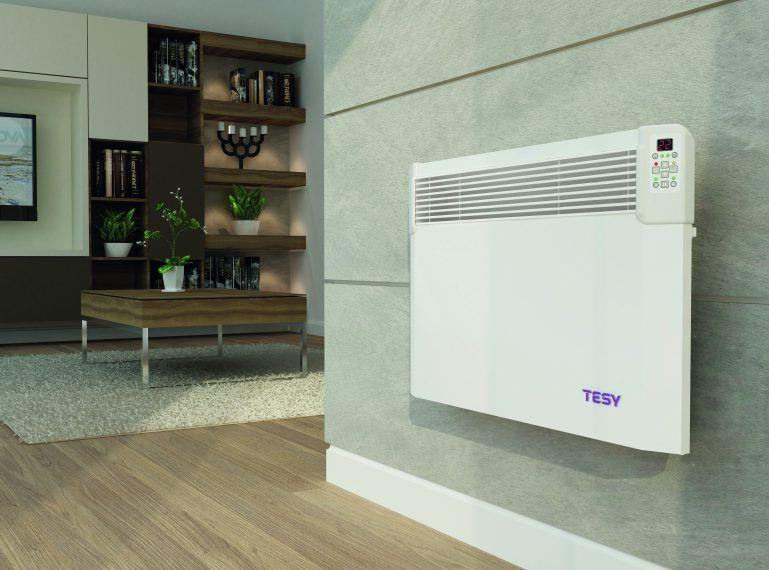 sistema de calefaccion electrica