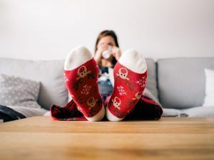 Mantener el hogar cálido