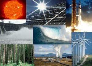 fuente de energía renovable