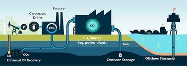 Cómo se aplica la captura de carbono a estos gases