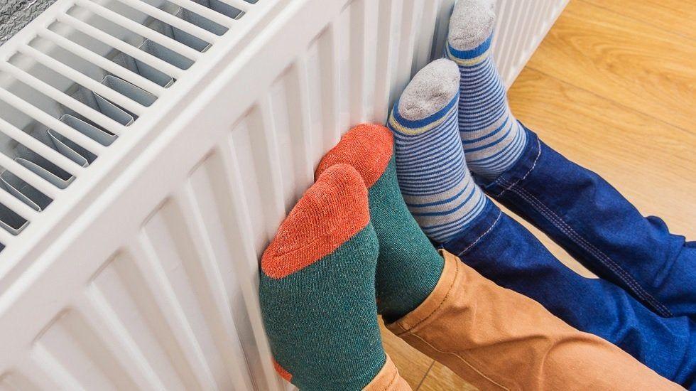 calefaccion en invierno