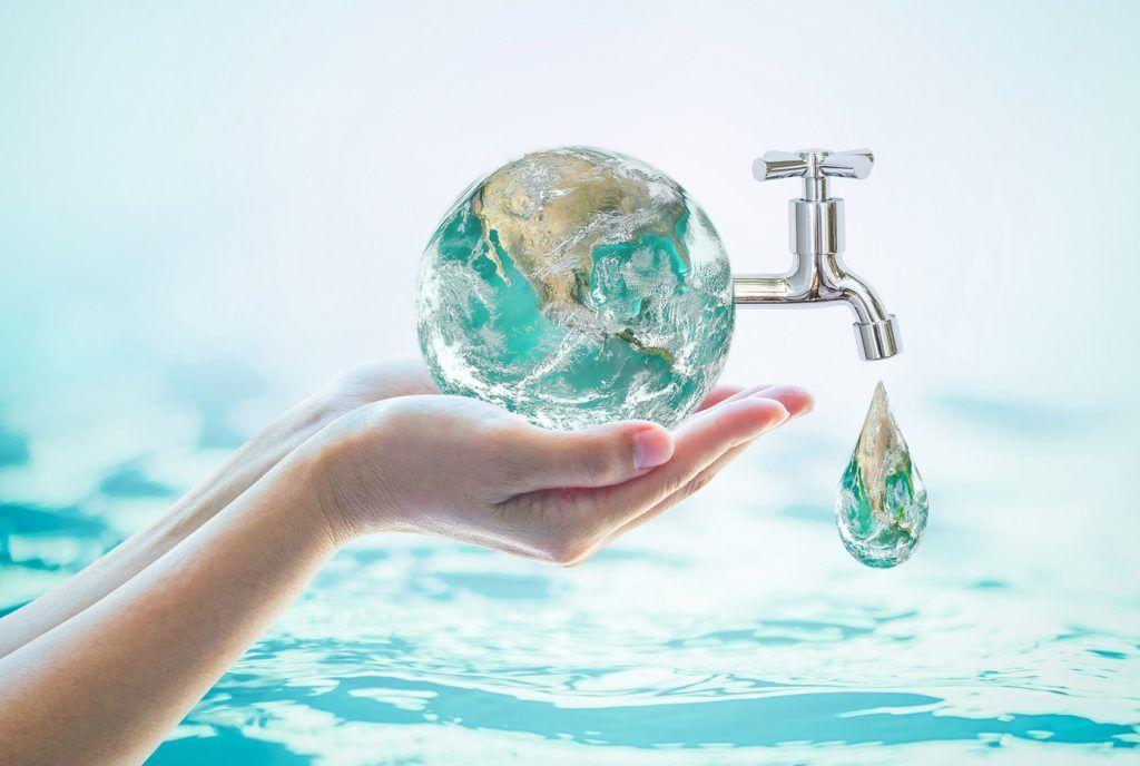 Ahorrar agua dentro y fuera de casa
