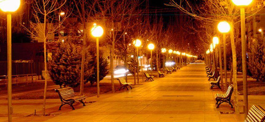 Causas de la contaminación de la luz