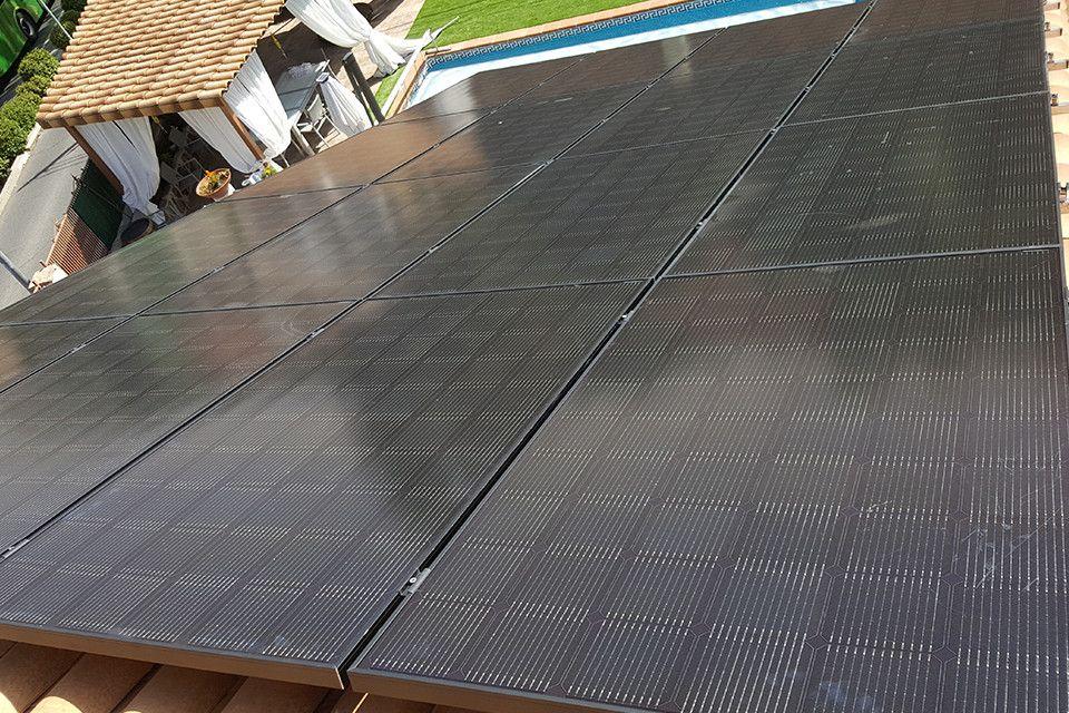 La energía solar es energía libre