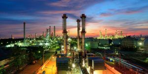 industrias de energía