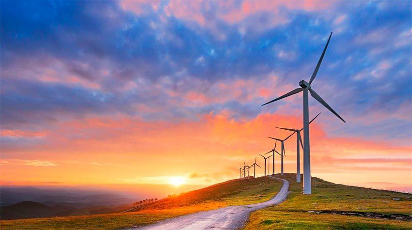 energia eolica para el comercio