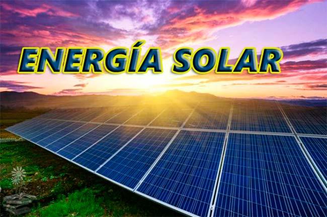 energia solar para el comercio