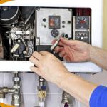 servicio mantenimiento calderas de gas