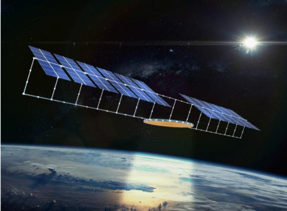 Por qué energía solar basada en el espacio