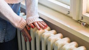 encender la calefaccion en otoño