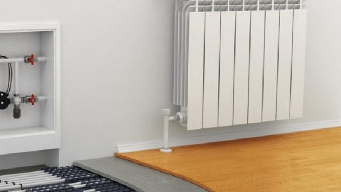 tipo instalacion calefaccion