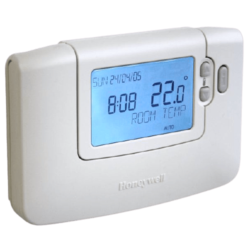 termostato honeywell CM 907 PROGRAMADOR SEMANAL
