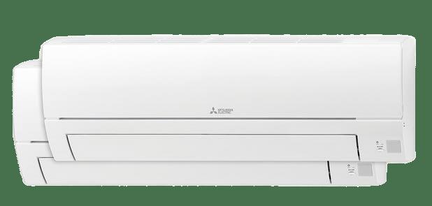 Misutbishi aire acondicionado 2x1