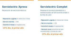 Mantenimiento Servielectric Version3