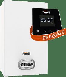 Regalo termostato ferroli