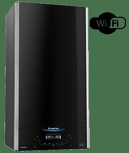 caldera ARISTON ALTEAS ONE NET 24 FF 185x300 con Wifi