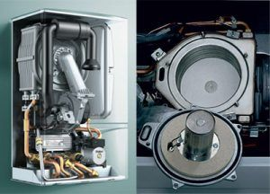 Calderas de condensación frente a calderas sin condensación