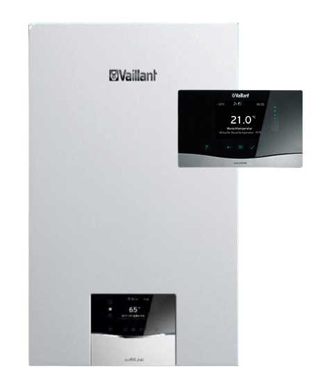 Ecotec Plus VMW 26 CS con termostato