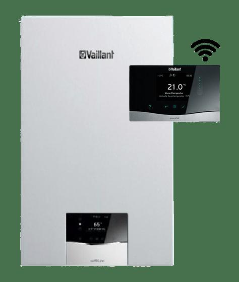 Ecotec Plus VMW 26 CS con termostato inalambrico
