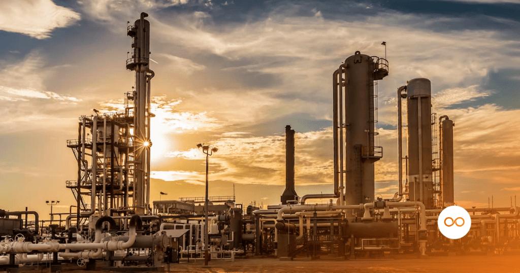 emisiones de gas de caldera de combustible